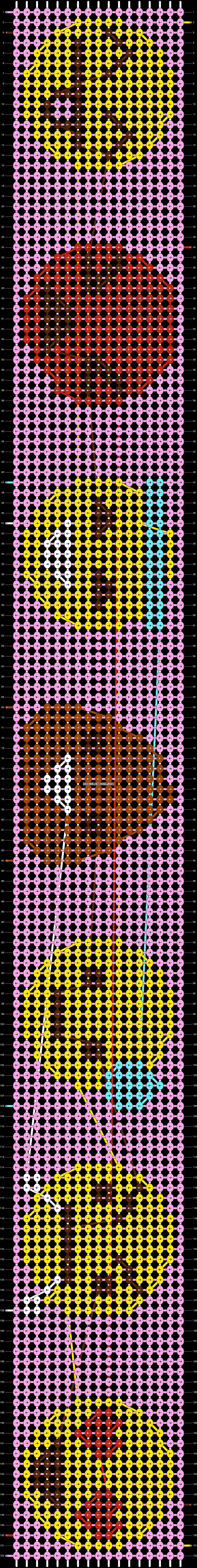 Alpha pattern #21559 pattern