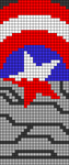 Alpha Friendship Bracelet Pattern #21563
