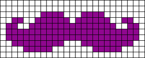Alpha pattern #21566