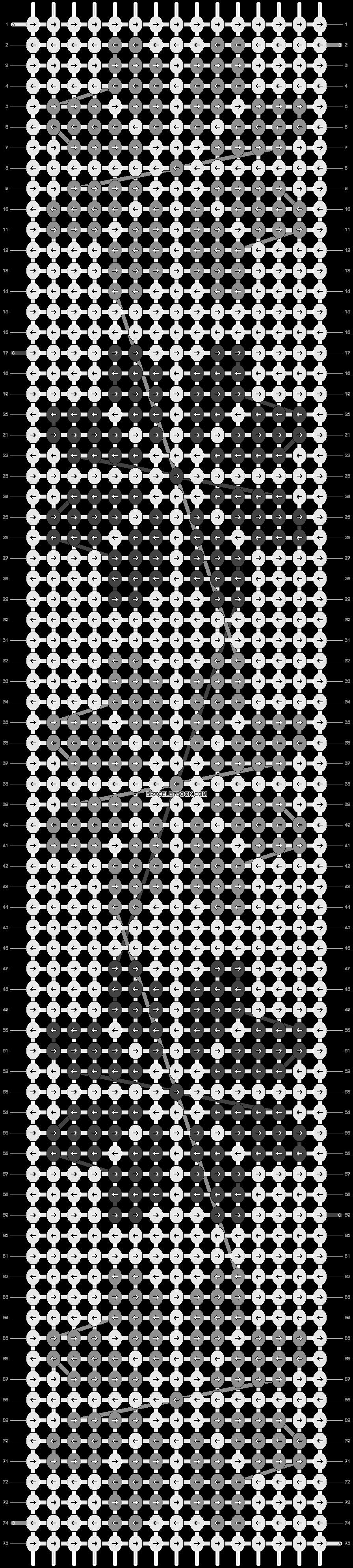 Alpha pattern #21569 pattern