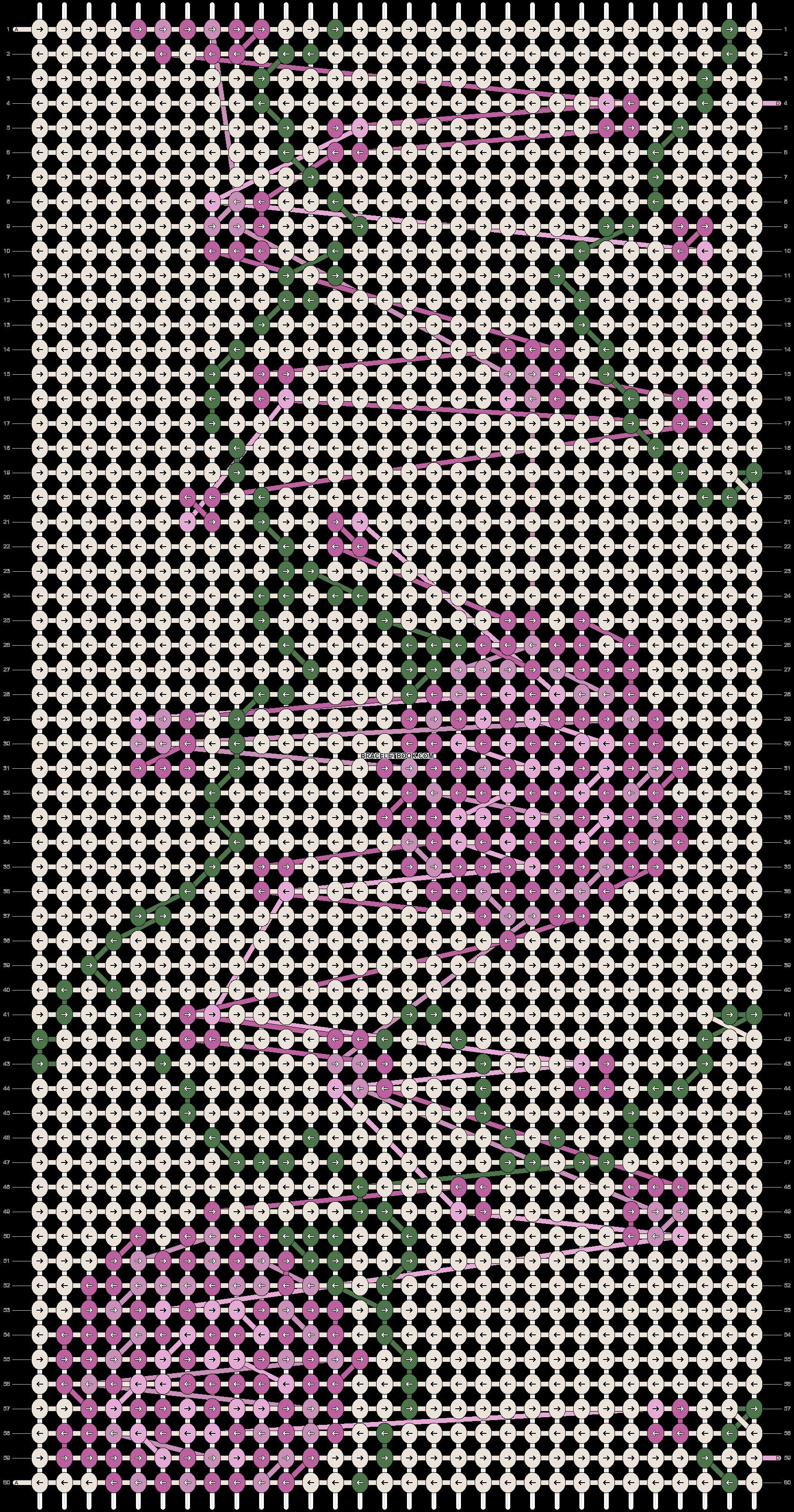 Alpha pattern #21570 pattern