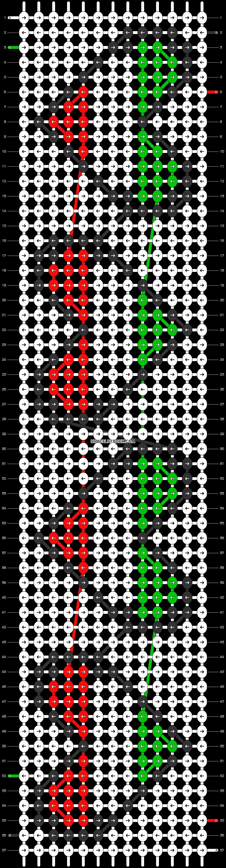 Alpha pattern #21571 pattern