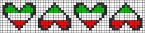 Alpha pattern #21571