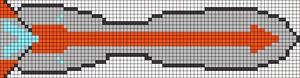 Alpha Friendship Bracelet Pattern #21572