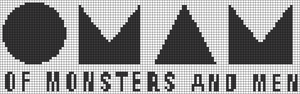 Alpha Friendship Bracelet Pattern #21574