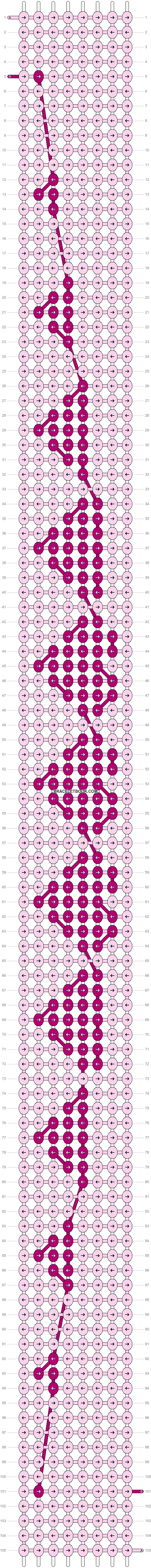 Alpha pattern #21593 pattern