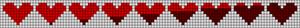 Alpha Friendship Bracelet Pattern #21594