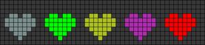Alpha pattern #21597