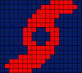 Alpha pattern #21604
