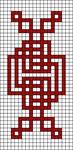 Alpha pattern #21605
