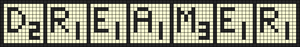 Alpha pattern #21614
