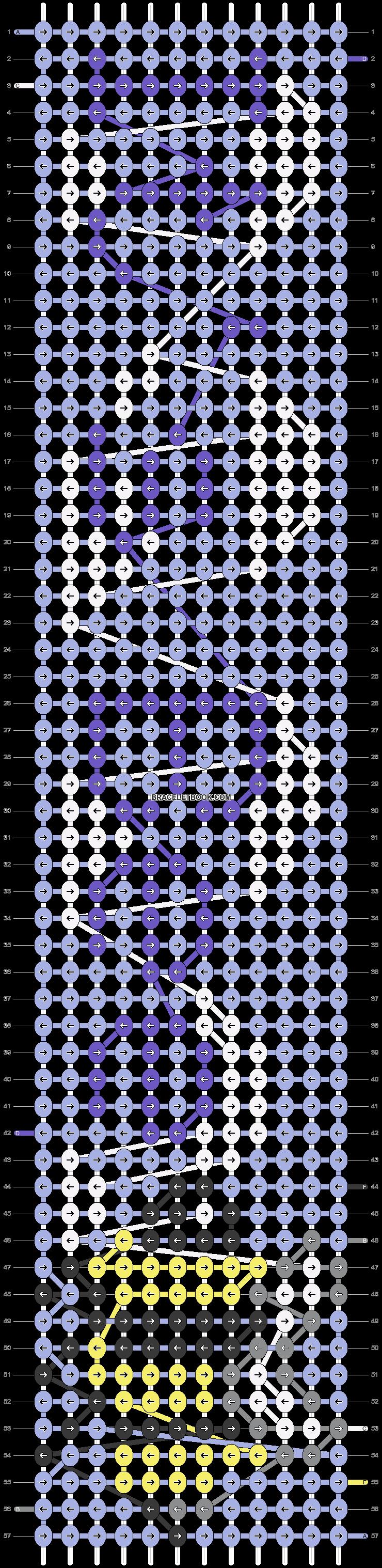 Alpha pattern #21617 pattern