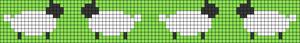 Alpha pattern #21640