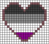 Alpha Friendship Bracelet Pattern #21641