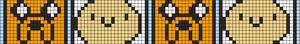 Alpha pattern #21648