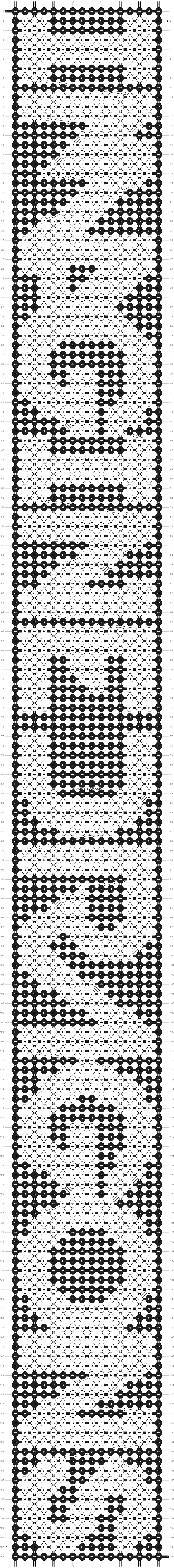 Alpha pattern #21656 pattern