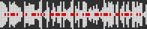 Alpha Friendship Bracelet Pattern #21658