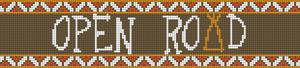 Alpha Friendship Bracelet Pattern #21664