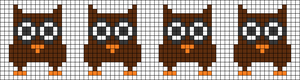 Alpha pattern #21668