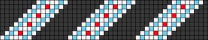 Alpha pattern #21669