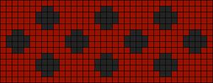 Alpha Friendship Bracelet Pattern #21670