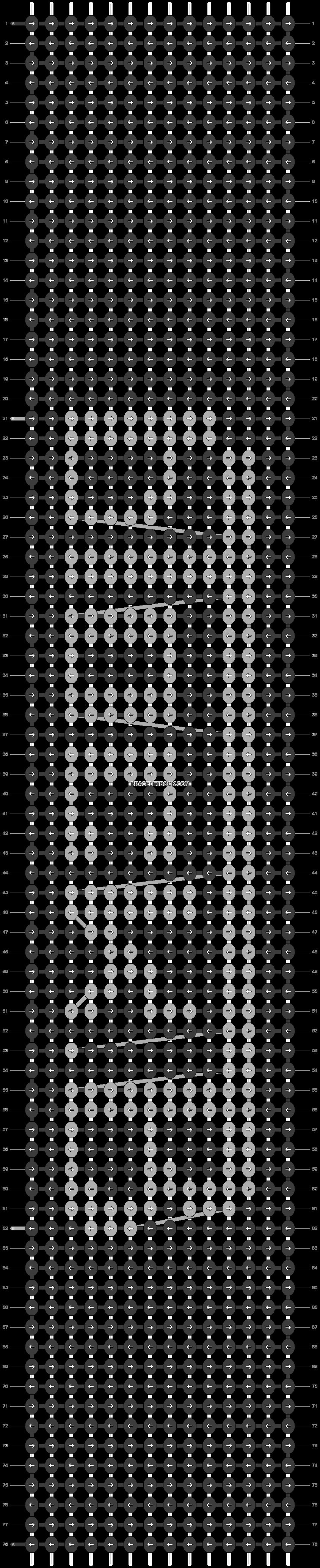 Alpha pattern #21681 pattern