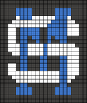 Alpha Friendship Bracelet Pattern #21688