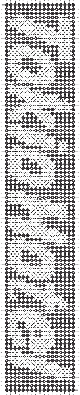 Alpha pattern #21694 pattern