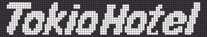 Alpha Friendship Bracelet Pattern #21694