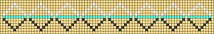 Alpha Friendship Bracelet Pattern #21698