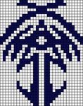 Alpha pattern #21702