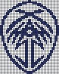 Alpha Friendship Bracelet Pattern #21703