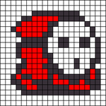 Alpha pattern #21704