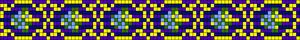 Alpha pattern #21709