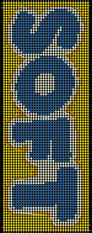 Alpha pattern #21717 pattern