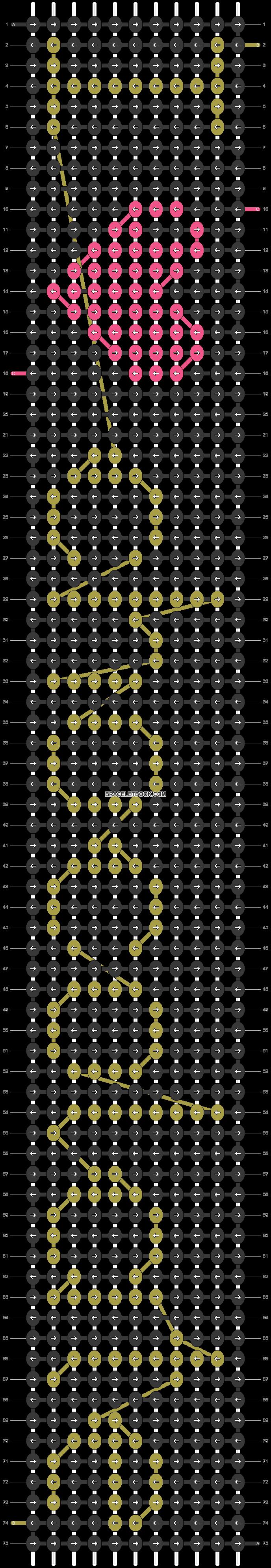 Alpha pattern #21719 pattern