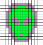 Alpha Friendship Bracelet Pattern #21728