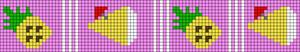 Alpha pattern #21732