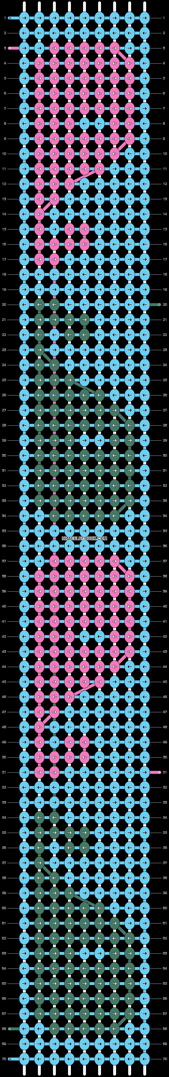 Alpha pattern #21739 pattern