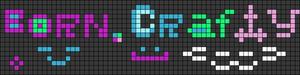 Alpha pattern #21740