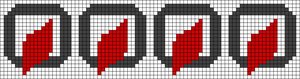 Alpha pattern #21744