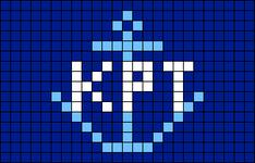 Alpha pattern #21747