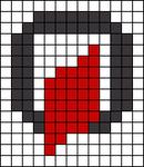 Alpha pattern #21753
