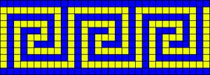 Alpha pattern #21762