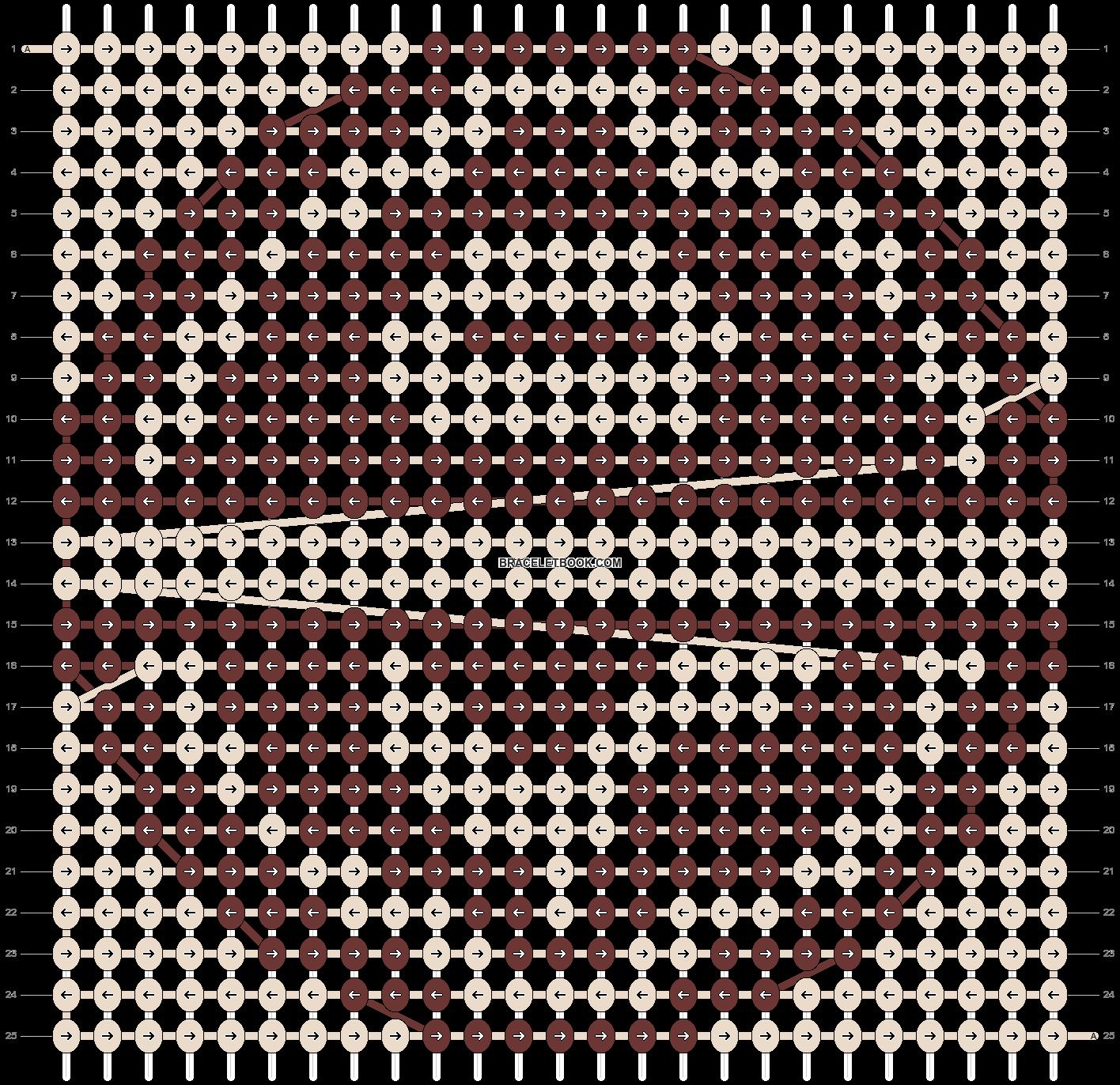 Alpha pattern #21765 pattern