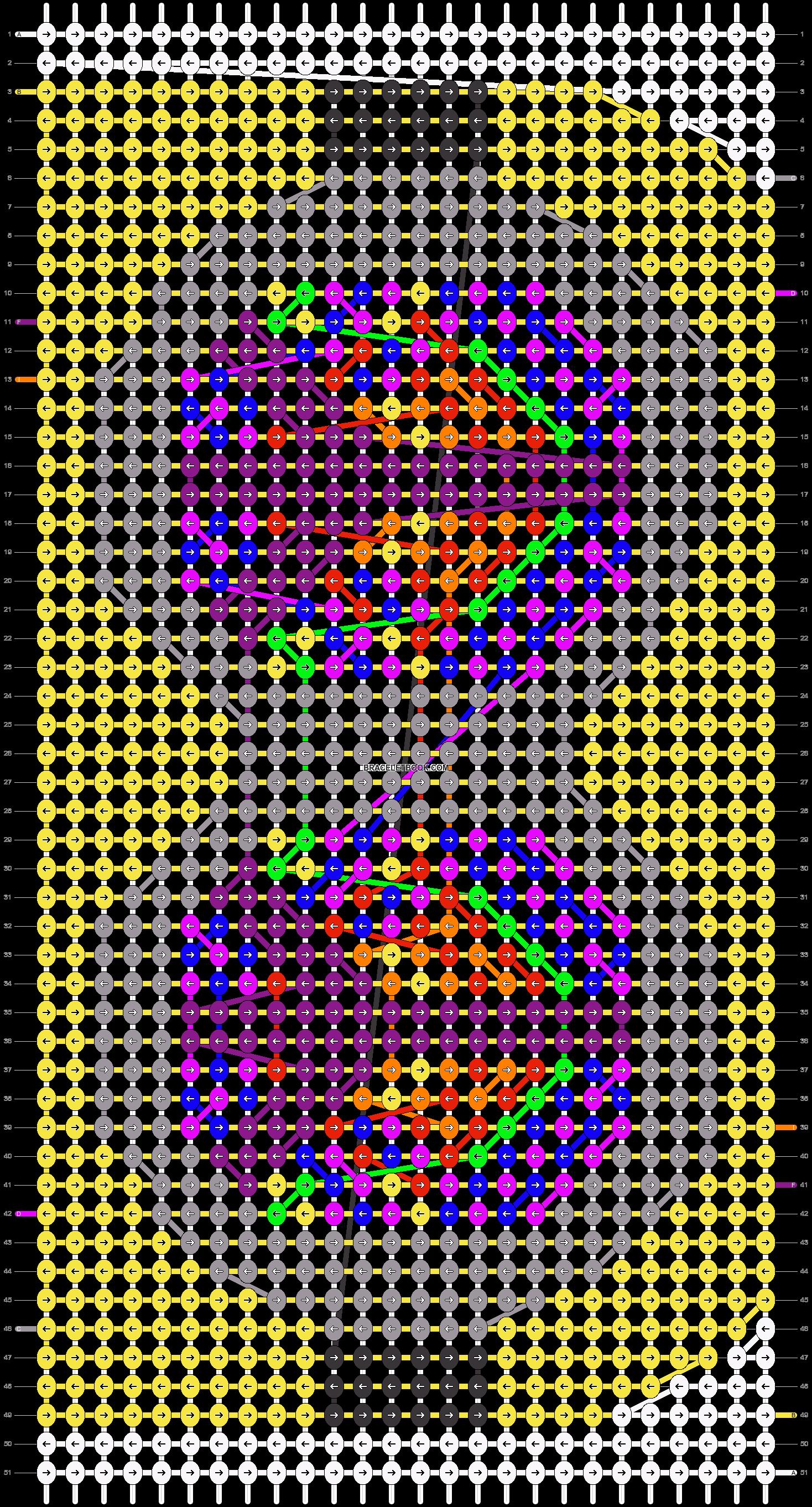 Alpha pattern #21772 pattern