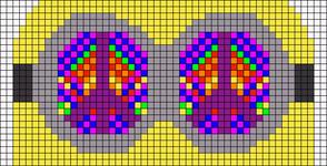 Alpha pattern #21772