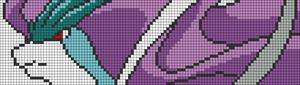 Alpha pattern #21775