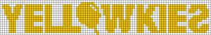 Alpha Friendship Bracelet Pattern #21777