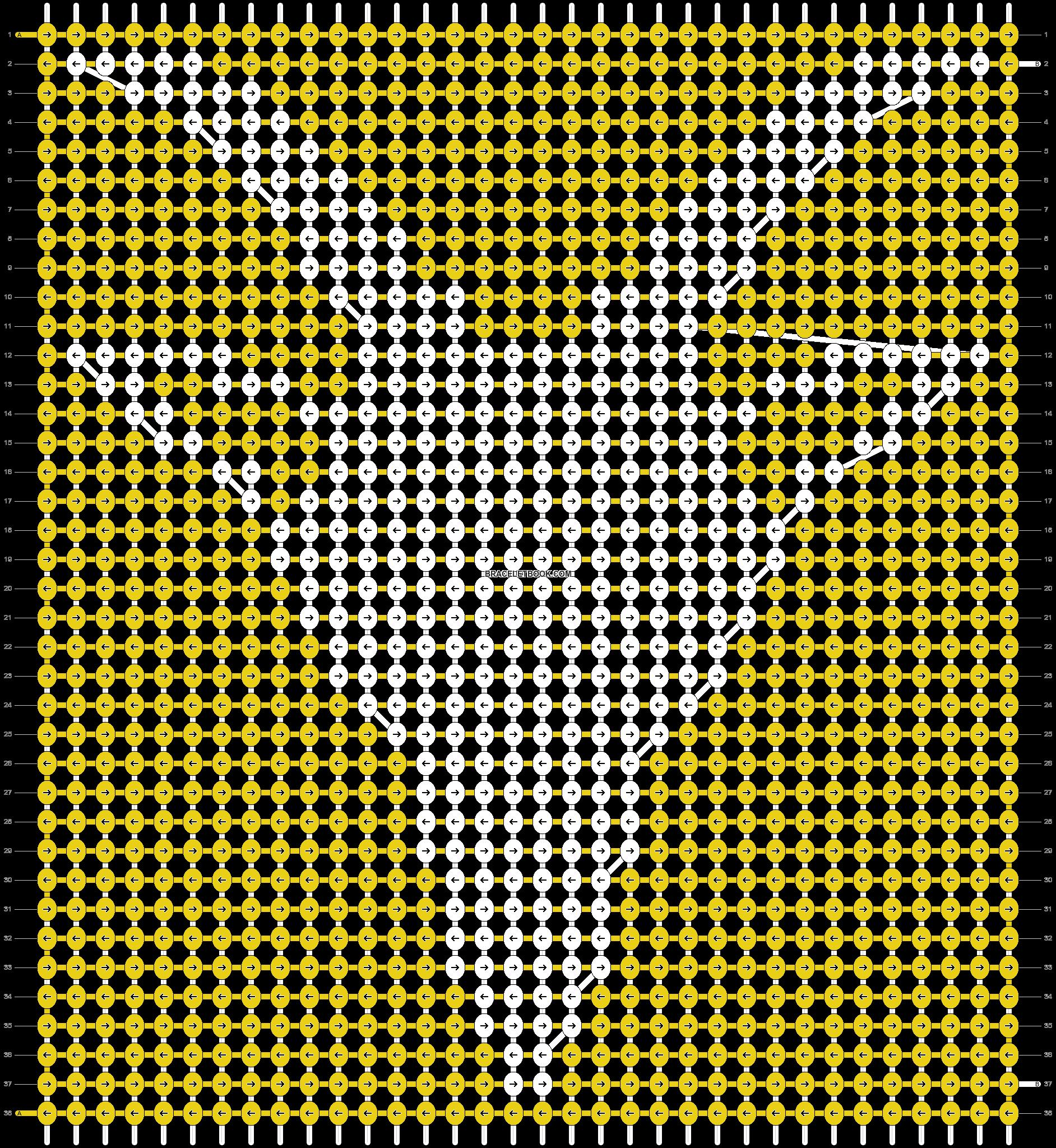 Alpha pattern #21785 pattern